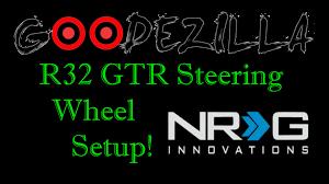 nissan 350z quick release steering wheel r32 skyline gtr nrg quick release steering wheel unboxing