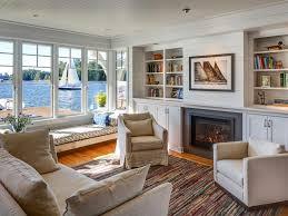 home interior framed art wall art at the home depot modern home beige sofa gray ottomans floor lamp framed art white side tables