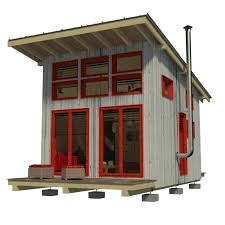 plans for small cabins beach cottage plans with construction process complete set of