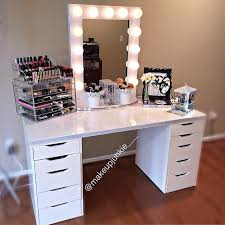 Jysk Vanity Table Brilliant Ideas About Vanity Set Up On Pinterest Beauty Room