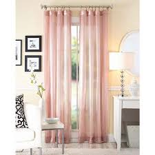 Walmart Sheer Curtain Panels Better Homes And Gardens Shimmer Sheer Curtain Panel Walmart