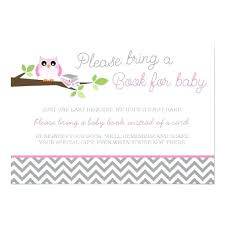 bring book instead of card to baby shower awesome baby shower invitations bring a book instead of card or
