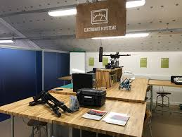siege social erdf this week at fbc peterborough the innovation lab is open