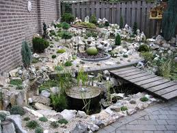 Rock Garden Ideas Landscape Rock Garden Ideas