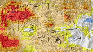 Navajo Reservation Map Develop U0027s Projects