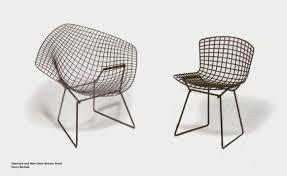 bertoia diamond chair knoll studio dedece