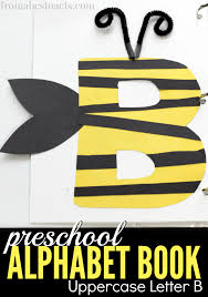 bees preschool theme from abcs to acts