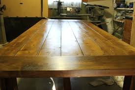 how to make a dining room table with leaf diy metal frame build