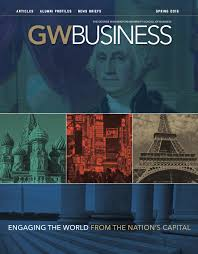 gwsb 2016 alumni magazine by gw of business issuu