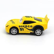 cartoon car 4 in 1 disney pixar cars lightning mcqueen die cast metal sales