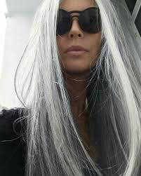 grey streaks in hair the 25 best gray hair transition ideas on pinterest going grey