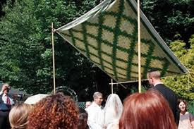 How To Make A Chuppah Suzy U0027s Fancy The Quilted Chuppah