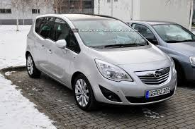opel meriva 2015 2010 opel meriva specs and photos strongauto