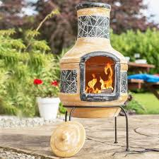 Chiminea With Pizza Oven What Can You Cook In A Chiminea