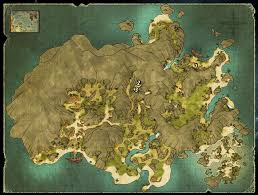 treasure map pete s treasure map tacarigua quests risen 2 waters