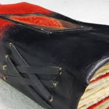 Black Leather Scrapbook The World U0027s Most Recently Posted Photos By Gild Bookbinders