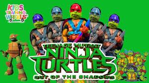 teenage mutant ninja turtles halloween costume toys ninja