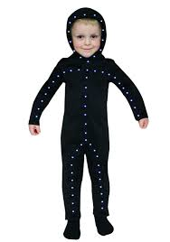 Toddler Light Up Halloween Costumes Lighted Toddler Stick Man Costume
