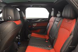 2017 bentley bentayga red interior 2018 bentley bentayga signature stock b1272 for sale near