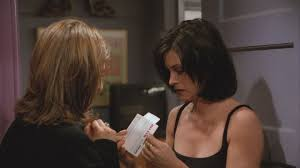 friends apartment number friends one condom for monica and richard or ross and rachel