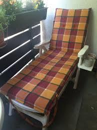 liege balkon gebraucht liege für balkon und garten in 81541 münchen um 19 00