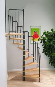 dolle barcelona spiral stair kit with black metal work 475 00