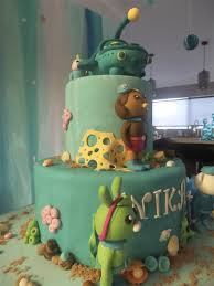 octonauts cake topper 2 edible octonauts cake toppers the vanilla sky cakery madeit