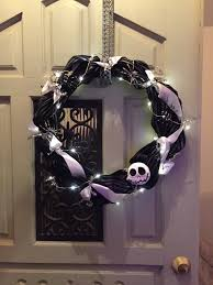 Jack Skellington Home Decor Nightmare Before Christmas Baby Shower On Art And Crafting