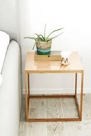 best 25 ikea hack nightstand ideas on pinterest ikea stool ikea hack diy copper nightstand copper diy