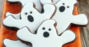 halloween ghost cookies recipe sugar shack