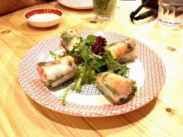 bep cuisine rice paper roll bep kitchen s photo in central hong