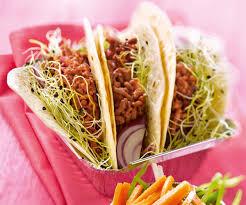 recette cuisine mexicaine taco au boeuf épicé recette gourmand