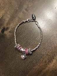 leather charm bracelet ebay images Davinci bracelet ebay JPG