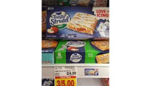 Toaster Strudel Designs Pillsbury Toaster Strudel Just 2 19 Kroger Couponing