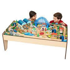 imaginarium classic train table with roundhouse imaginarium basic train table toys r us australia join the fun