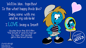 quote from family confusing quotes from the smurfs