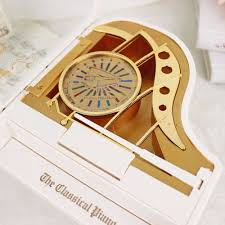music decorations for home creative piano modeling music box decoration for home living room