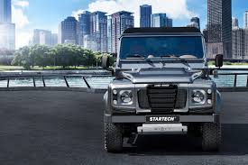 land rover defender 2015 4 door limited edition startech sixty8 is an homage to the land rover