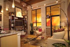 Decorating A Loft Apartment What Chicago Lofts Is Loft Condo Design Stylish Or Super Crappy In