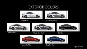 lexus color 2014 lexus is preview lexus enthusiast