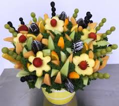 fruit flower bouquets flowers by lou florist edible fruit bouqets cookie bouquets