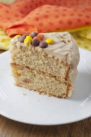 reese u0027s double peanut butter layered cake wishes and dishes