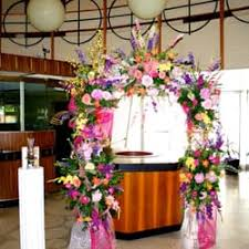 wedding arches okc crown heights florist florists 3620 n western ave central