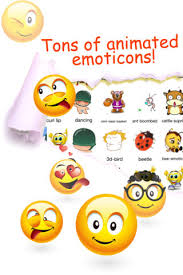 animated emoticons for text message email free on the