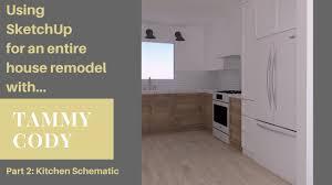 sketchup kitchen design full size of sketchup model kitchen entire house remodel part 2 kitchen design using sketchup