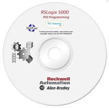 ab allen bradley plc rslogix5000 programa de formación pid de