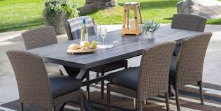 Backyard Furniture Set by Cool And Opulent Outdoor Furniture Set Nice Design Best Patio