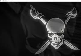 Picture Of A Pirate Flag Pirate Bay Domain Back Online Waving A Pirate Flag Torrentfreak