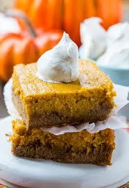Pumpkin Spice Gooey Butter Cake Spicy Southern Kitchen