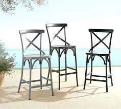 outdoor aluminum bar stools outdoor bar stools with backs architecture innovative outdoor bar